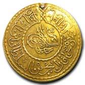 Goldmünze Çeyrek altın als Geschenk zur Verlobung